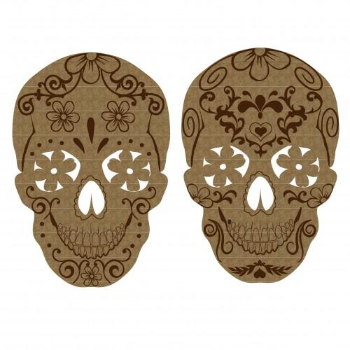 Sugar Skulls 2 - Halloween