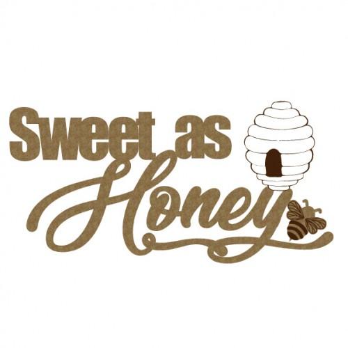 Sweet as Honey - Words