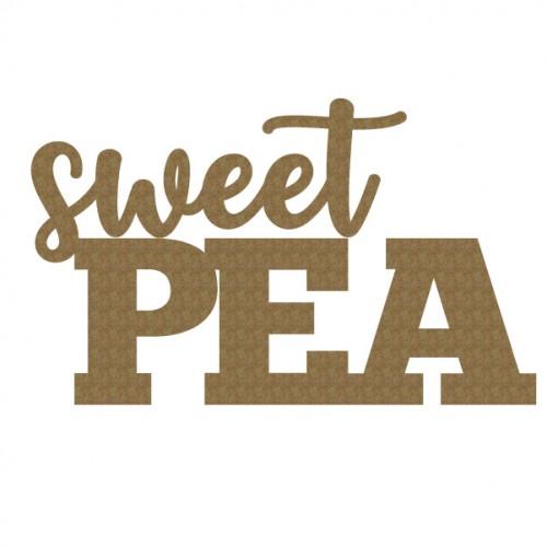 Sweet Pea - Words