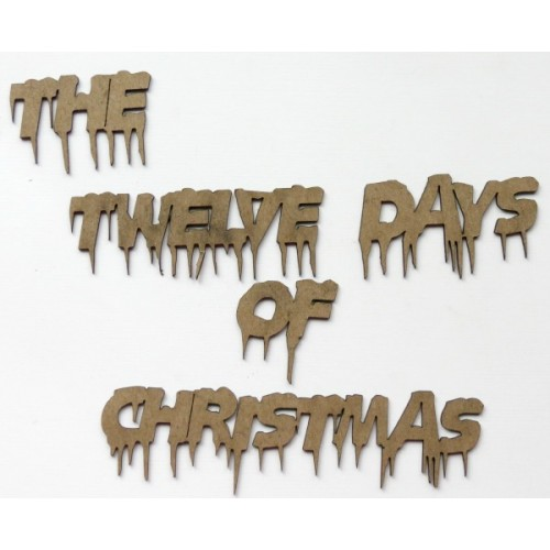 The Twelve Days of Christmas - Titles, Quotes & Sayings