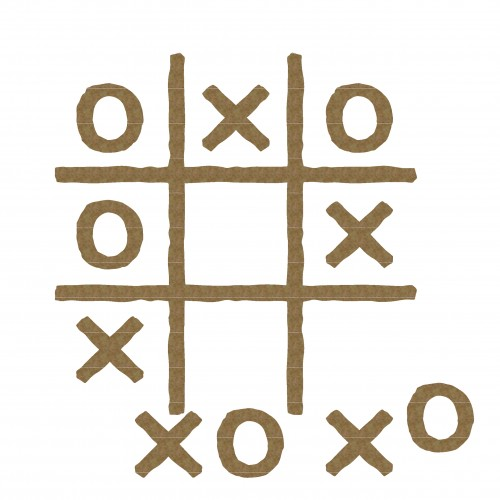 Tic Tac Toe - Games and Toys