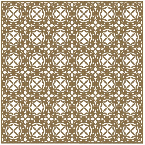 "Tile Pattern Panel - 6"" x 6"" Lattice Panels"