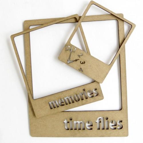 Time Flies Frame Set - Frames