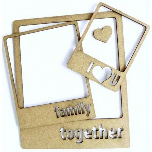 Together Frame Set - Frames