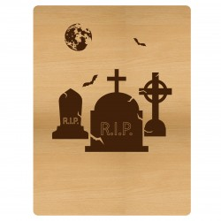 Tombstone Pocket Card