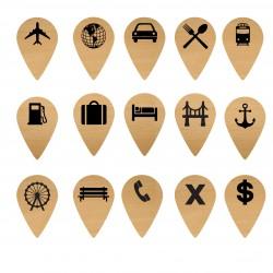 Travel Geo Tags