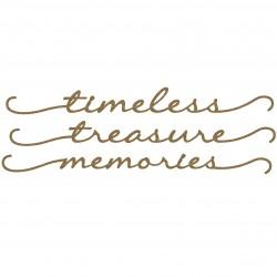 Treasure Border Words