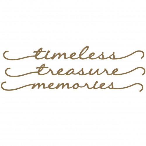 Treasure Border Words - Words