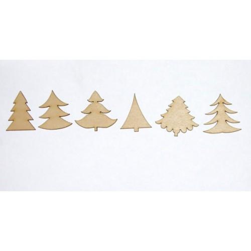 Trees - Christmas