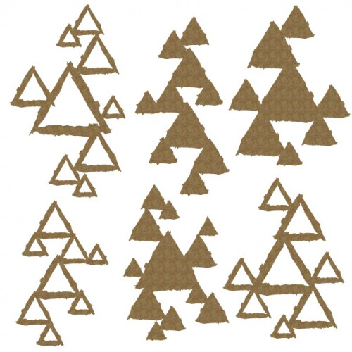 Triangle Pieces - Shapes