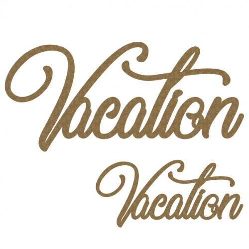 Vacation - Words