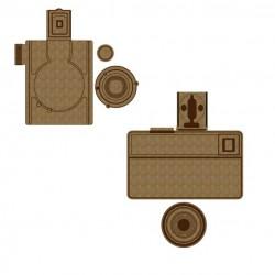 Vintage Camera Set 4