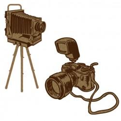 Vintage Camera Set 2