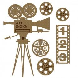 Vintage Movie Set