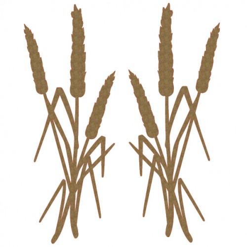 Wheat Set - Flourishes