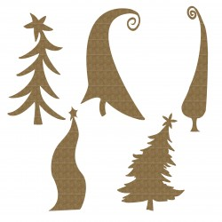 Whimsical Trees