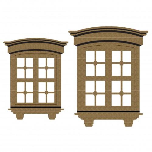 Window Set 5 - Windows and Doors