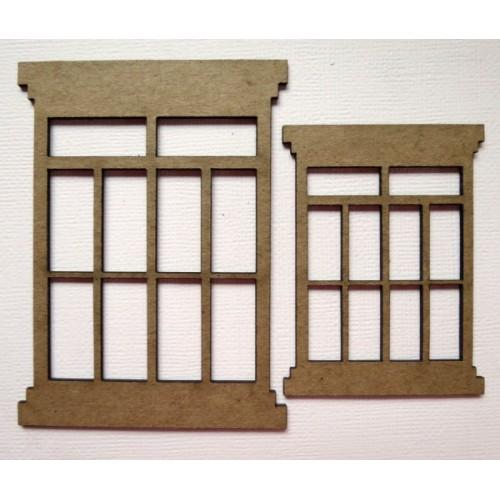Window Set 3 - Windows and Doors