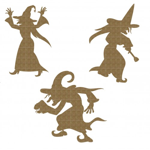 Witches - Halloween