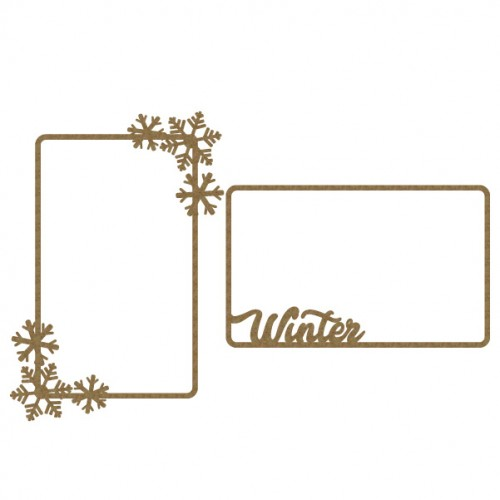 Winter Frame Set - Frames