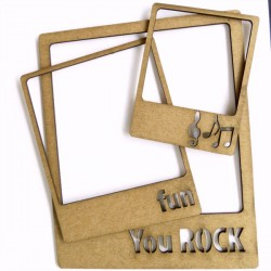 You Rock Frame Set