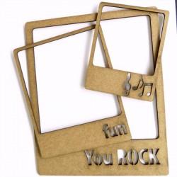 You Rock Frame Set
