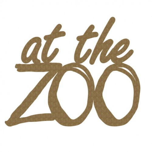 At the Zoo - Words
