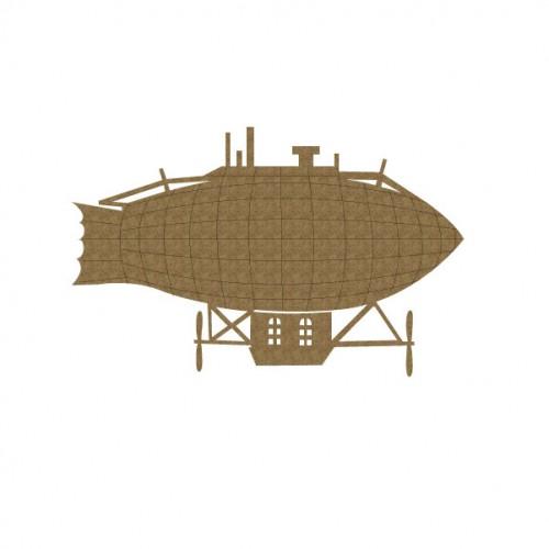 Airship 2 - Steampunk