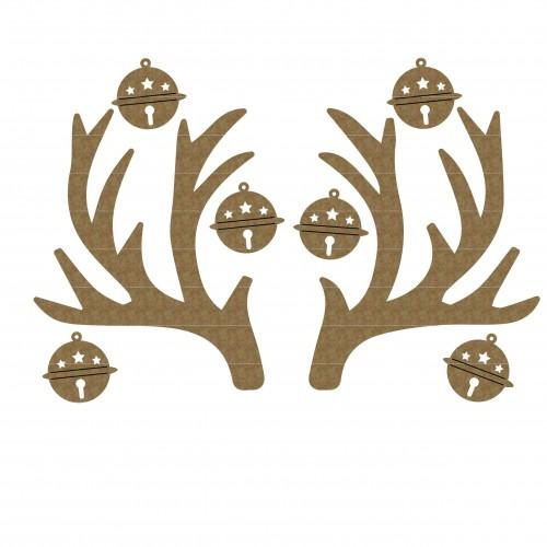 Antlers - Christmas