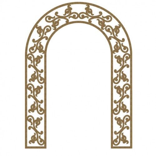 Archway Style 1 - Chipboard
