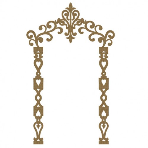 Archway Style 2 - Chipboard