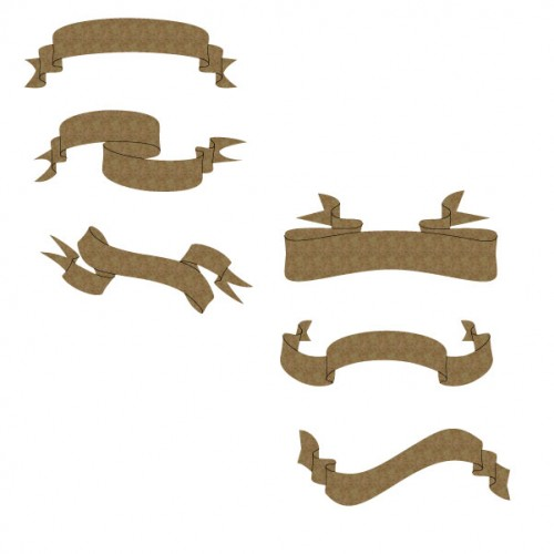 Banners - Chipboard