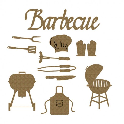 Barbecue Set - Summer
