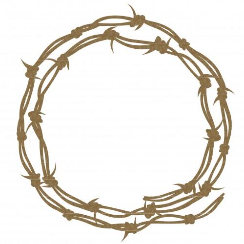 Barbed Wire Frame - Frames
