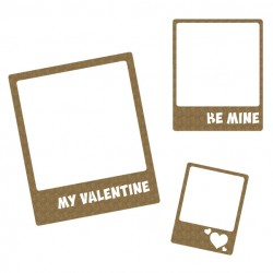 Be Mine Frame Set