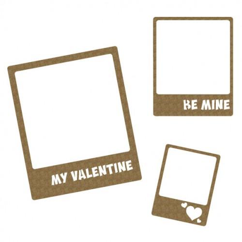 Be Mine Frame Set - Frames