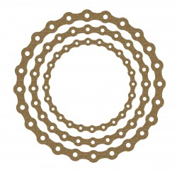 Bicycle Chain Frames