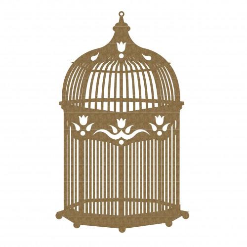 Bird Cage Style 1 - Birds