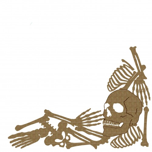 Skull and Bones Corner - Photo / Page Corners