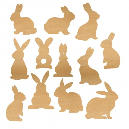 Bunnies - Spring