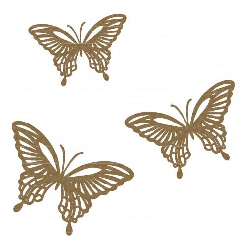 Butterfly Set - Wings