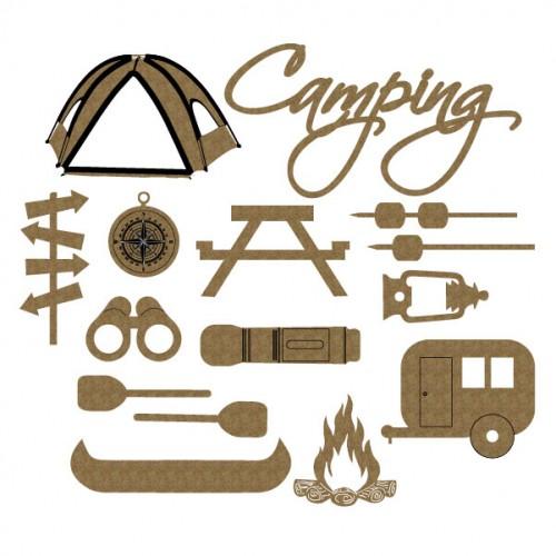 Camping Set - Summer
