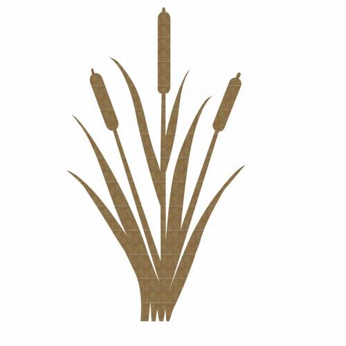 Cattails - Flourishes