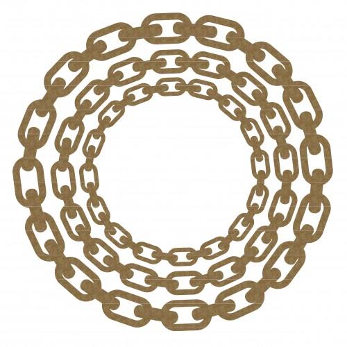 Circle Chain Frame - Frames