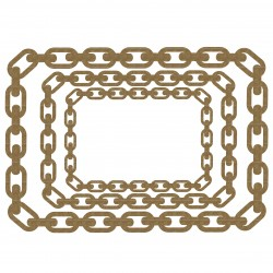 Rectangle Chain Frame