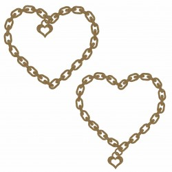 Chained to You Heart frames