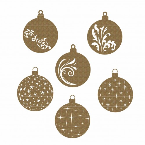 Christmas Bulbs - Christmas