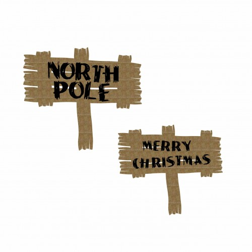 Christmas Signs - Christmas