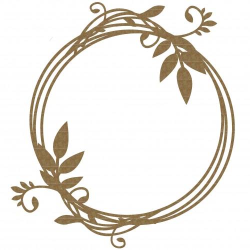 Circle Vine Frame - Frames