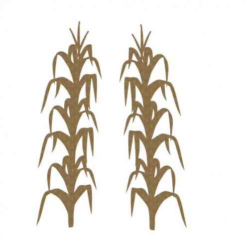 Corn Stalks Style 2 - Fall
